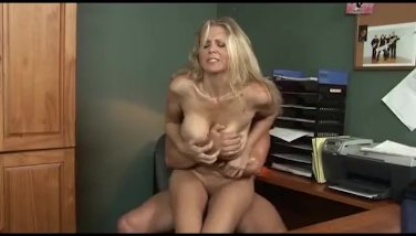 Julia Ann Ravaged Rigid In The Office