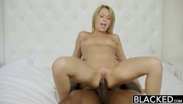 Blacked zoey monroe takes big black cock in her butt