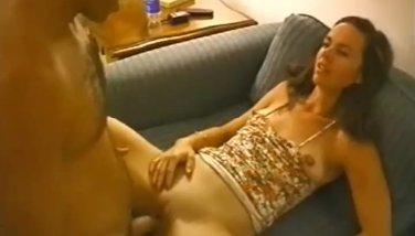 Cuckold wifey creampied by full stranger