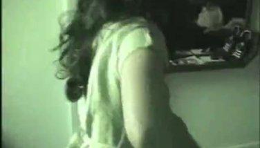 Indian school female homemade lovemaking gauze
