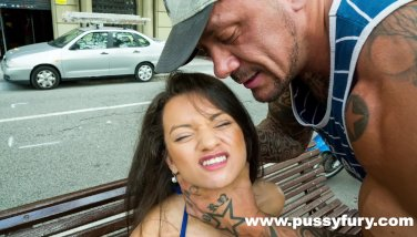The Youthful Alicia Poz Bjs In Public And Boinks With Rob