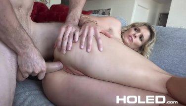 Holed  cherry man ass fucking ravages chesty stepmom cory haunt
