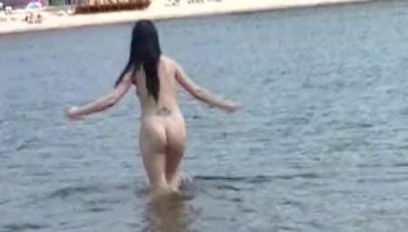 I meet with this duo from time to time at a local naturist beach