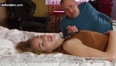 Cherry Alesya Being Seduced By A Porno Actor