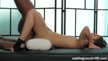 Chinese female has big unloading ejaculation
