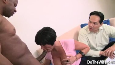 Shay fox brown-haired wifey takes fat dark-hued pecker