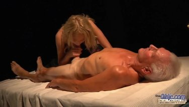 Tempting Youthfull Honey Hump With Super-naughty Old Man. Teenage Plowed And Spunk On Face