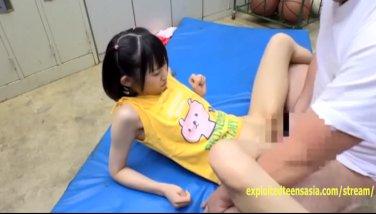 Aya miyazaki jav idol plowed in the gym switching apartment on the floor