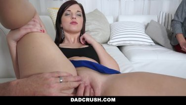 Dadcrush  daughter and stepdaughter drill for family therapist