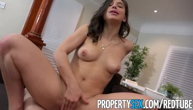 Propertysex  school college girl ravages sizzling caboose real estate agent