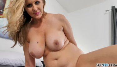 Spizoo  Famous Julia Ann Pulverizing A Ample Trunk Enormous Knockers & Gigantic Backside