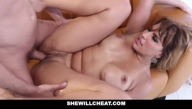Shewillcheat  super-fucking-hot latina mummy stuffed by boytoy
