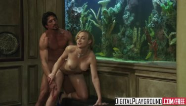 Digital playground  horny call girl kayden kross knows how to work a knob