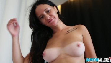 Encounter insert  23yo spanish super-bitch with extraordinaire assets i picked up  part 1